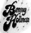 La Jolla Concerts By the Sea - Benny Hollman logo (image), click to visit band website