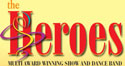 La Jolla Concerts By the Sea - The Heroes logo (image)