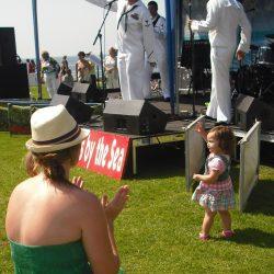 USN Showband 2011, Photo by Edward A. Sanchez