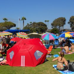 Another great La Jolla Concerts By the Sea crowd, Theo & Zydeco Patrol, Photo by Edward A. Sanchez