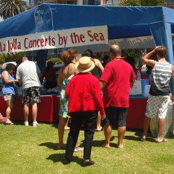 Support La Jolla Concerts...enjoy our concessions!