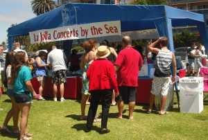 Support La Jolla Concerts...enjoy our concessions!