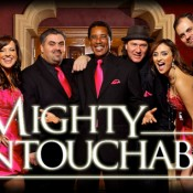 The Mighty Untouchables, band photo