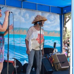 Sue Palmer & Her Motel Swing Orchestra 2014 - Photo by Nick Agelidis, NickAPhoto.com