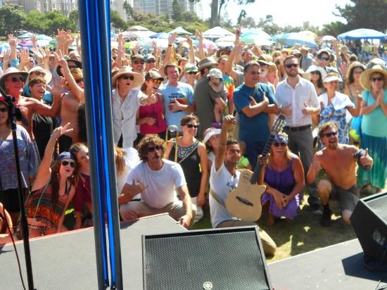 Todo Mundo, La Jolla Concerts By the Sea - Photo by Edward A. Sanchez, BrassRingMultimedia.com