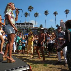 Photo by Edward A. Sanchez, The Heroes, La Jolla Concerts By the Sea 2016
